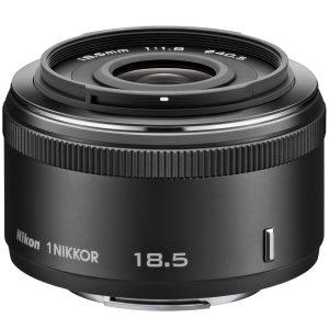 Nikon 1 18.5 mm f/1.8