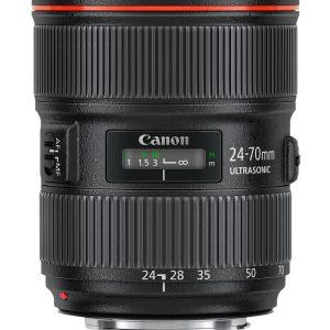 Canon EF 24-70mm f/2.8 USM L II