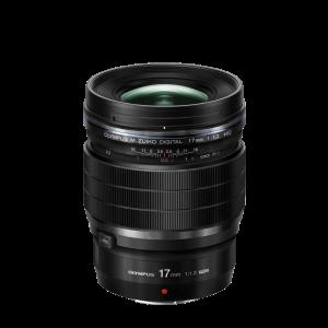 Olympus 17mm f/1.2 PRO