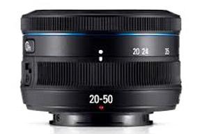 Samsung 20-50mm F3.5-5.6 II i-Function