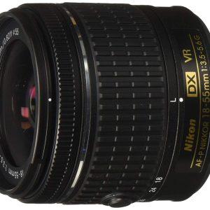 Nikon DX 18-55mm AF-P f/3.5-5.6G VR