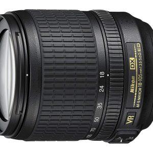 Nikon 18-105 mm f/3.5-5.6G ED VR AF-S DX Nikkor