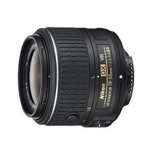 Nikon 18-55 mm f/3.5-5.6G AF-S DX VR Nikkor II
