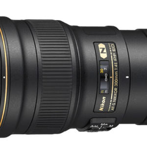 Nikon AF-S 300mm f/4E PF ED VR