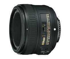 Nikon 35 mm f/1.8G AF-S DX Nikkor