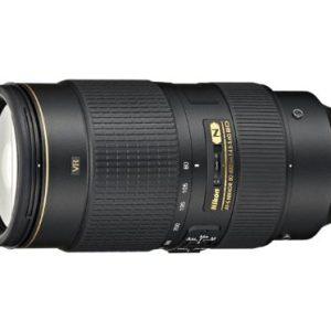 Nikon 80-400mm f/4.5-5.6G ED VR AF-S