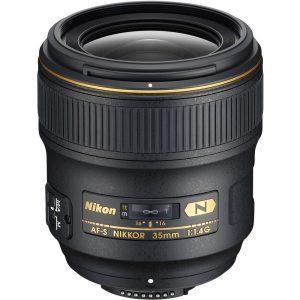 Nikon AF-S 35 mm f/1.4G