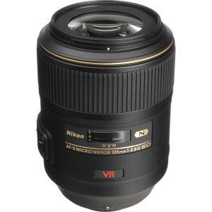 Nikon 105 mm f/2.8G IF-ED AF-S VR Micro Nikkor