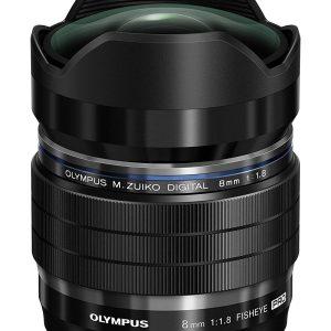 Olympus 8mm f/1.8mm Fisheye PRO