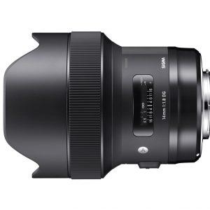 Sigma 14mm f/1.8 Art