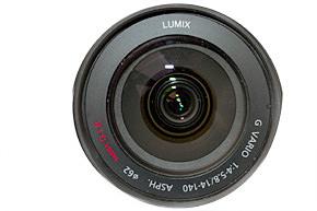 Panasonic 14-140 mm f/4-5.8 ASPH MEGA OIS LUMIX G VARIO HD