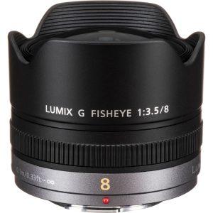 Panasonic 8 mm f/3.5 LUMIX G Fisheye
