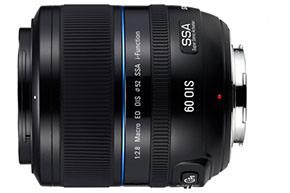 Samsung 60mm f/2.8 Macro NX