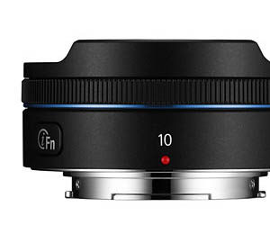 Samsung 10mm f/3.5 Fisheye NX i-Function