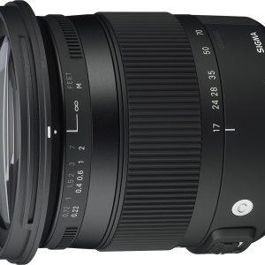Sigma 17-70 mm f/2.8-4 DC Macro OS HSM