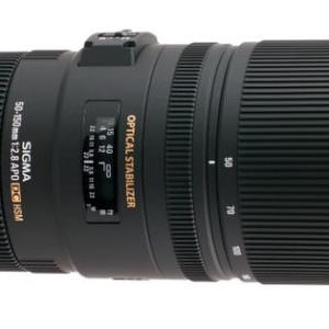 Sigma 50-150mm f/2.8 EX DC OS HSM APO