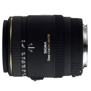 Sigma 70 mm f/2.8 EX DG Macro