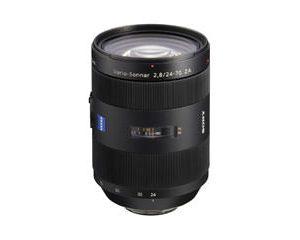Sony 24-70 mm f/2.8 ZA Carl Zeis s Vario Sonnar T* SAL-2470Z