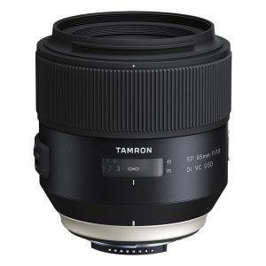 Tamron 85mm f/1.8 Di VC USD