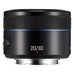 Samsung 45mm f/1.8 2D/3D NX
