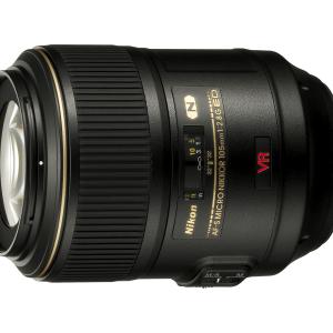 Nikon AF-S 105 mm f/2.8G IF-ED VR Micro Nikkor