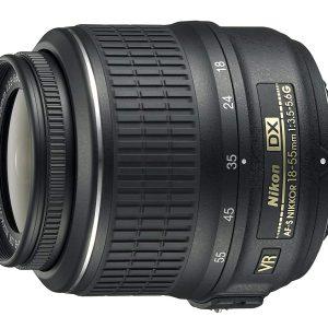 Nikon 18-55 mm f/3.5-5.6G AF-S DX VR Nikkor