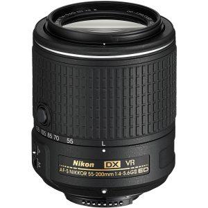 Nikon 55-200mm f/4-5.6G ED AF-S DX VR II