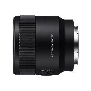 Sony FE 50mm macro f/2.8