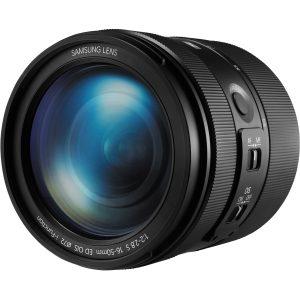 Samsung 16-50mm f/2-2.8 S ED OIS NX
