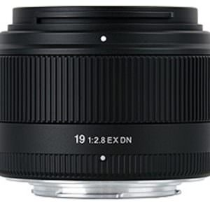 Sigma 19 mm f/2.8 EX DN