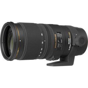 Sigma 70-200 mm f/2.8 EX DG OS HSM APO