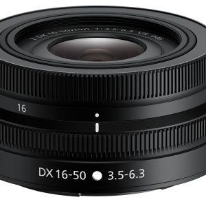 NIKON Z 16-50MM F/3.5-6.3 VR DX