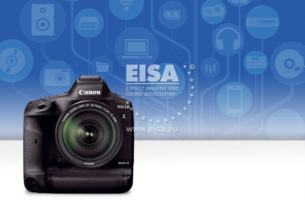 eisa productafb Canon Eos 1D X Mark III