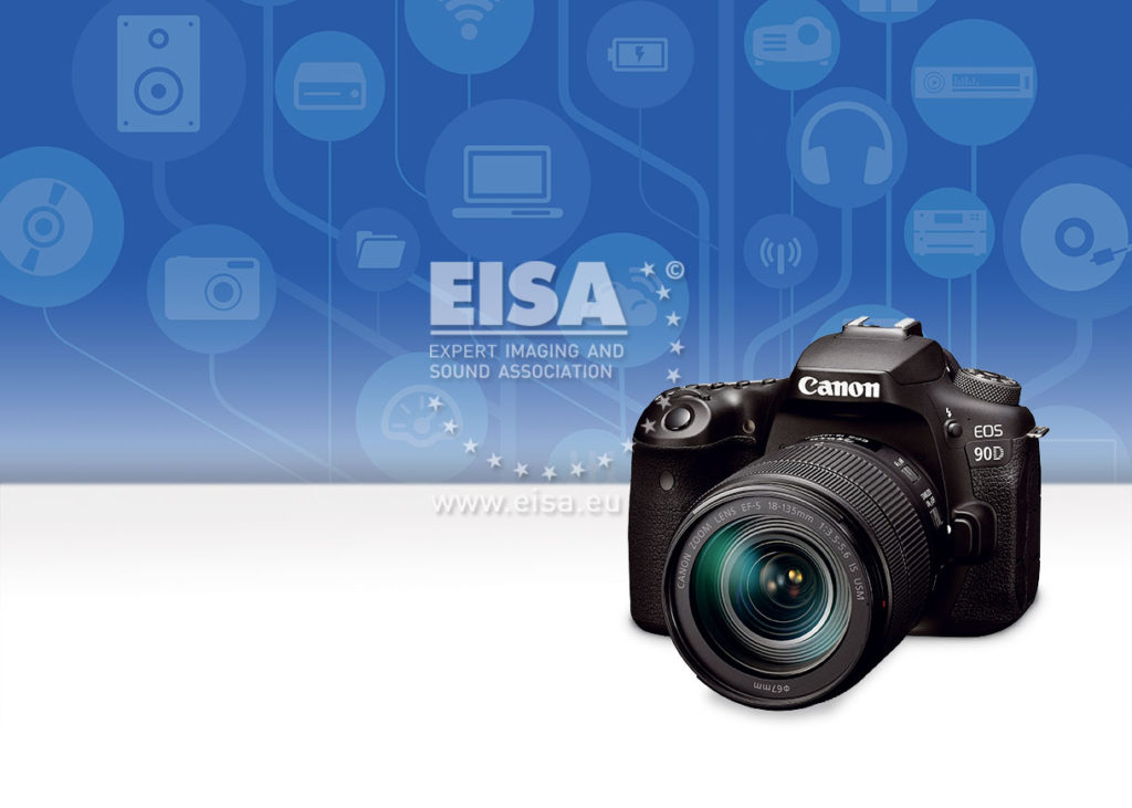 eisa productbeeld Canon Eos 90D