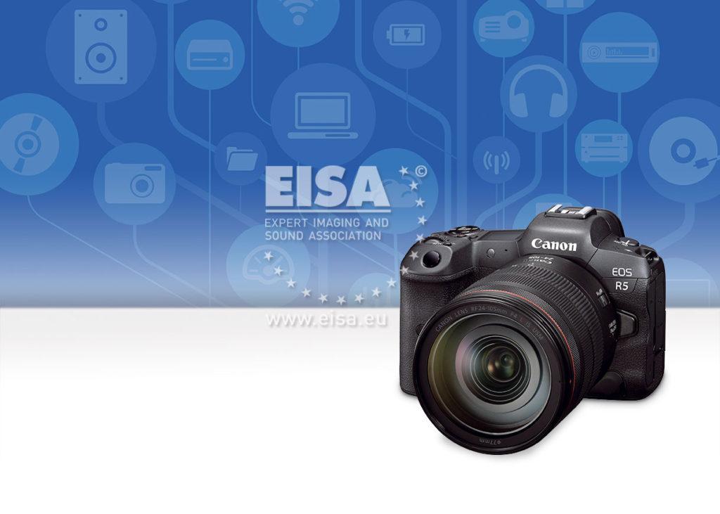 eisa productshot Canon Eos R5