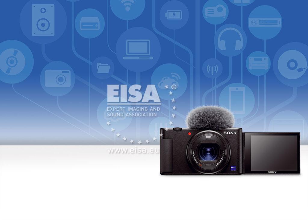 eisa productshot Sony ZV-1