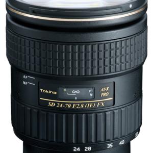 Tokina 24-70mm f/2.8 AT-X PRO FX SD