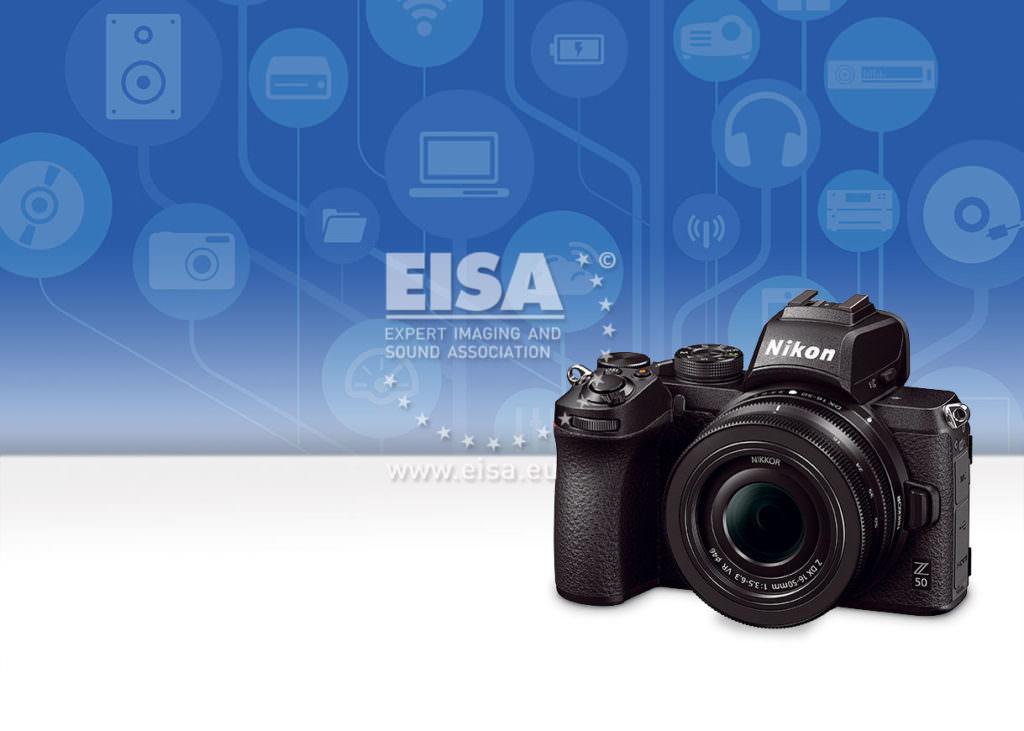 eisa productfoto Nikon Z 50