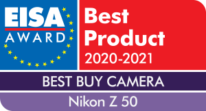 Eisa banner Nikon Z 50