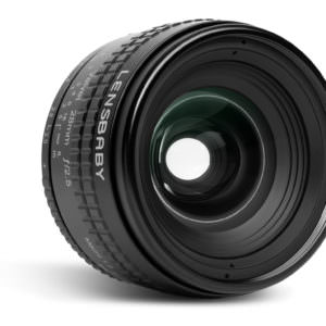 Lensbaby Velvet 28mm F2.5