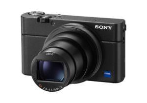 packshot Sony RX100 VII