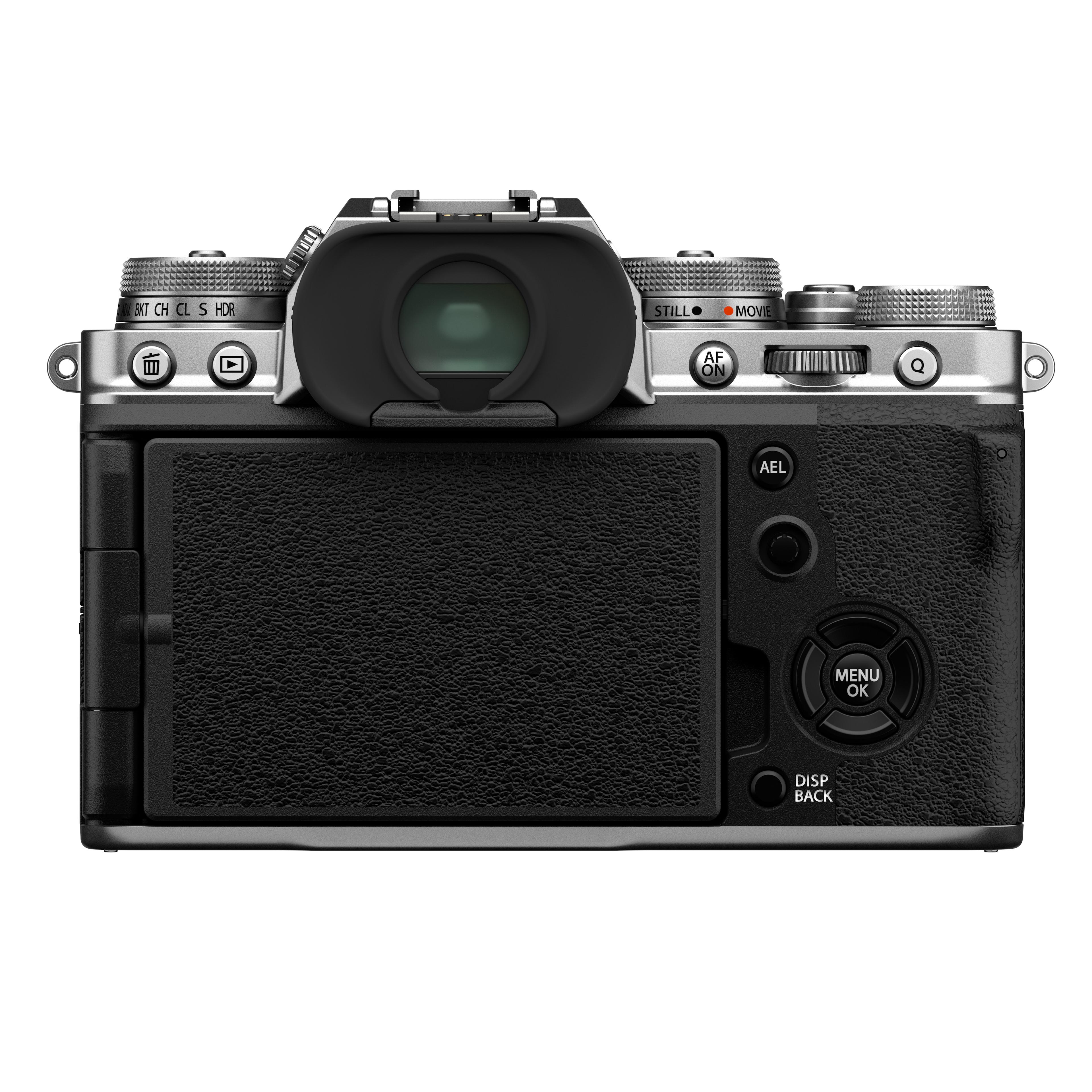 Fujifilm X-T4 productshot achterkant