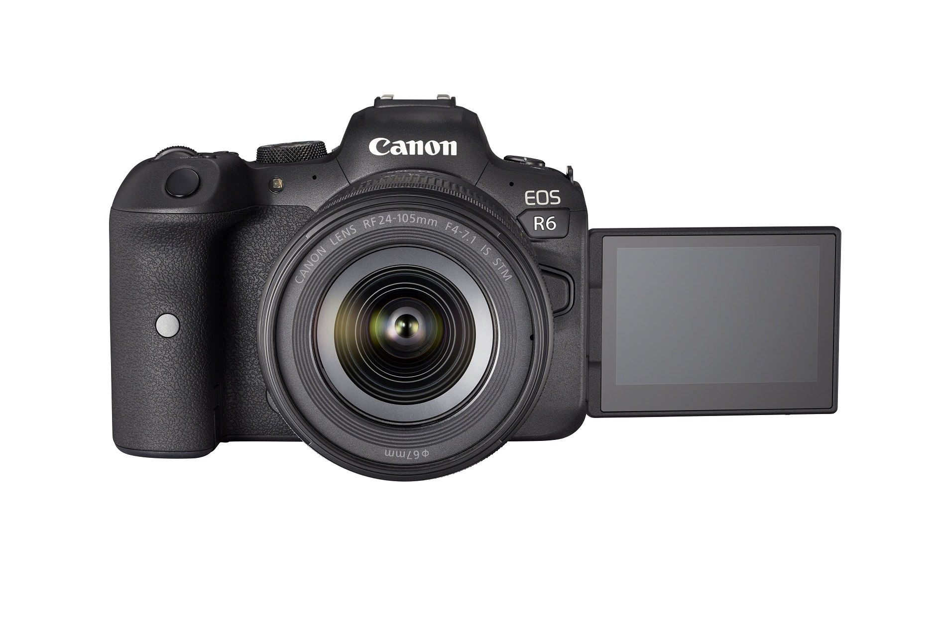 Canon Eos R6 voorkant
