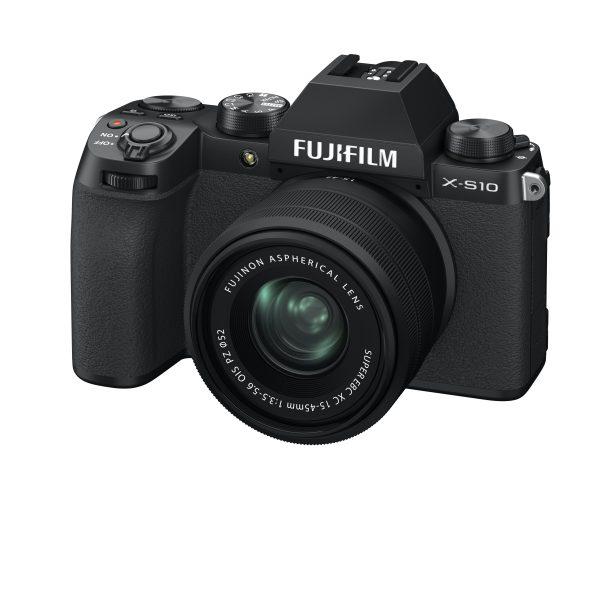 productshot Fujifilm X S10