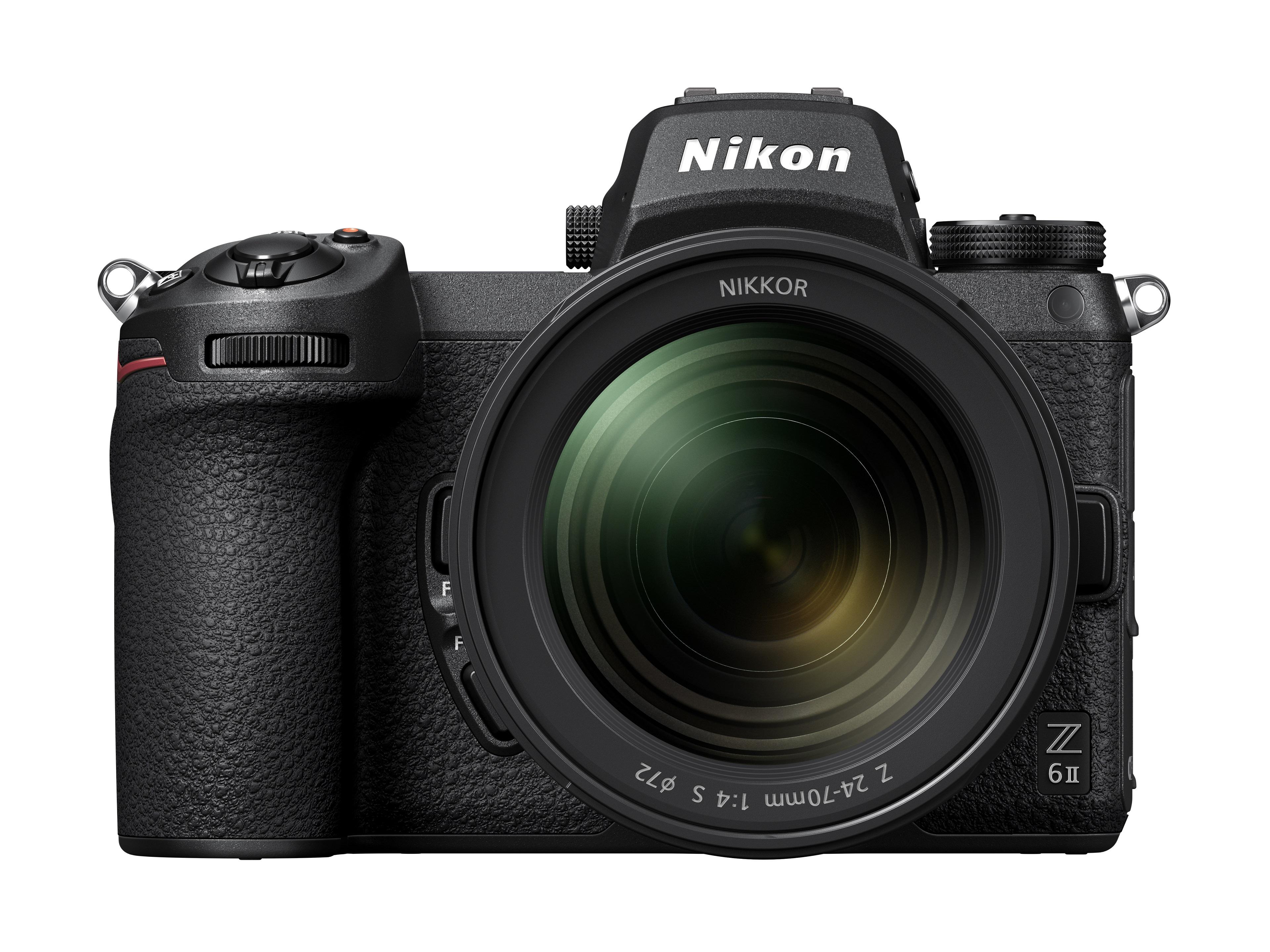 productshot Nikon Z 6II