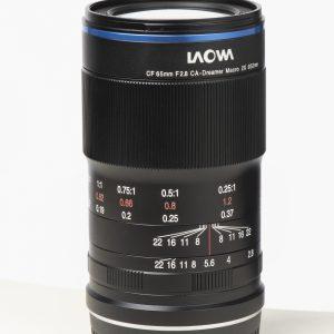 Laowa 65mm F2.8 Ultra Macro 2x