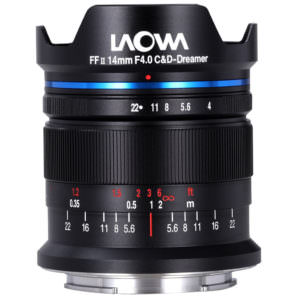 Laowa 14mm F4 FF RL Zero-D
