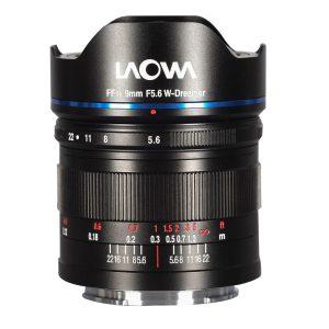 Preview: Laowa 9mm F5.6 FF RL
