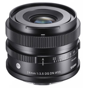 (P)review: Sigma 24mm F3.5 DG DN