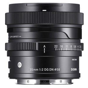(P)review: Sigma 35mm F2 DG DN